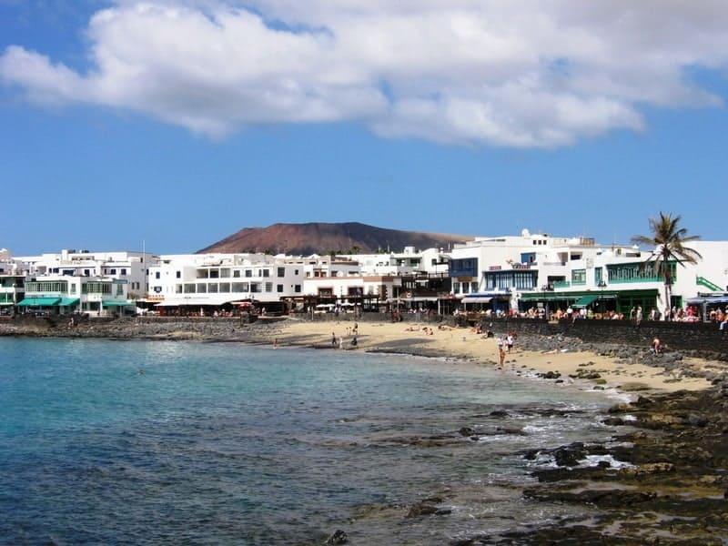 Sehenswürdigkeiten in Playa Blanca