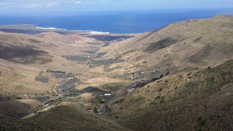 Valley of Lanzarote