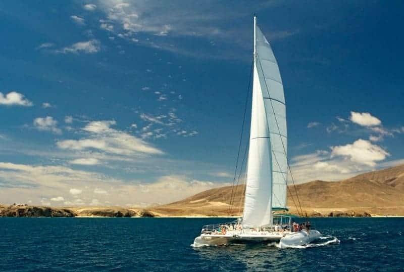 Lanzarote boat tour to Papagayo Beach