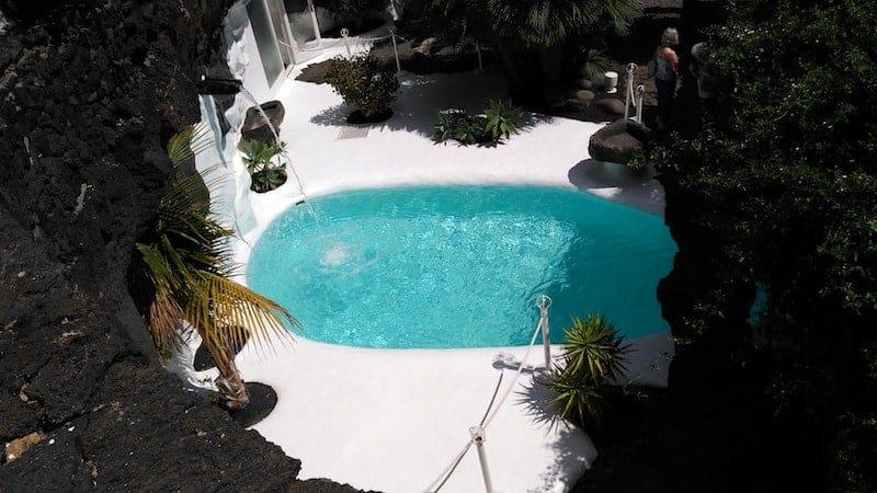 Pool des Manrique House Museum