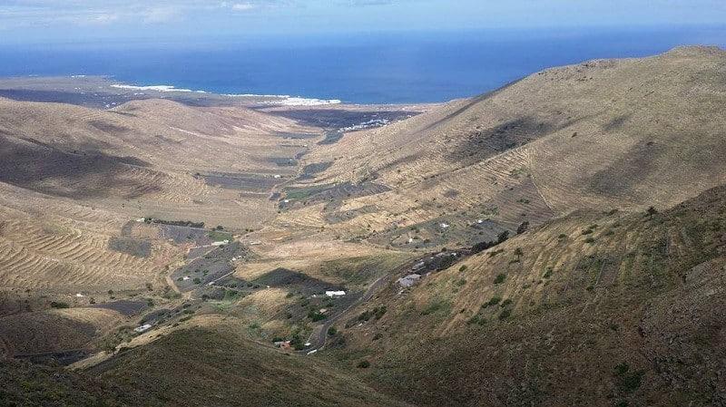 Tal von Lanzarote