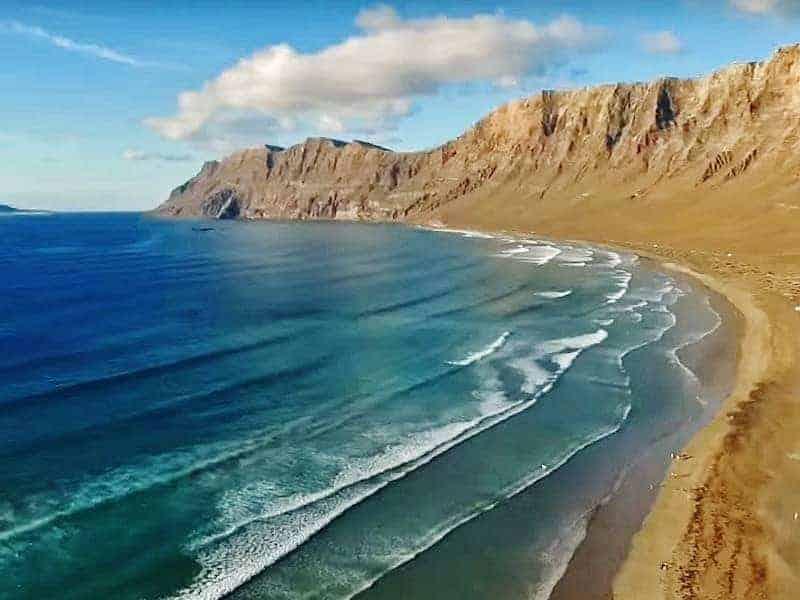 Strand von Famara
