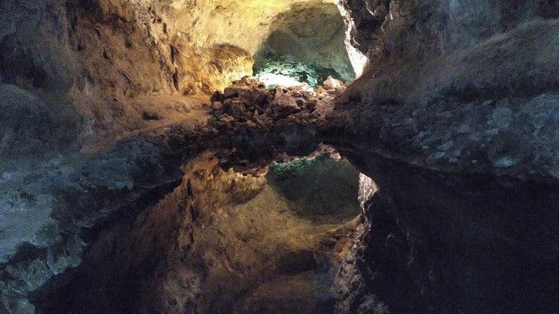 Galería de la Cueva de Los Verdes