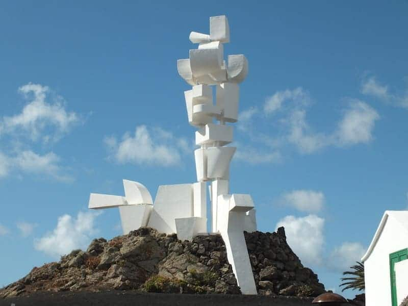 Monument to the peasant of César Manrique