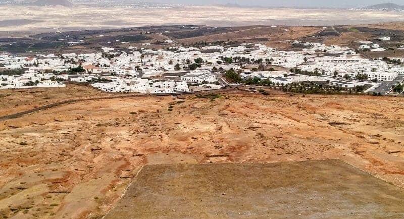 Stadt von Teguise