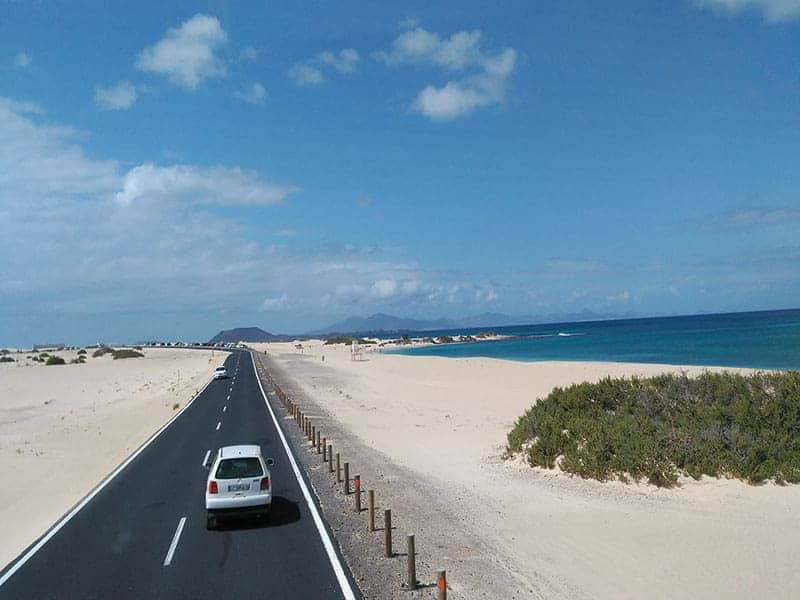 National Park of the Dunes of Corralejo