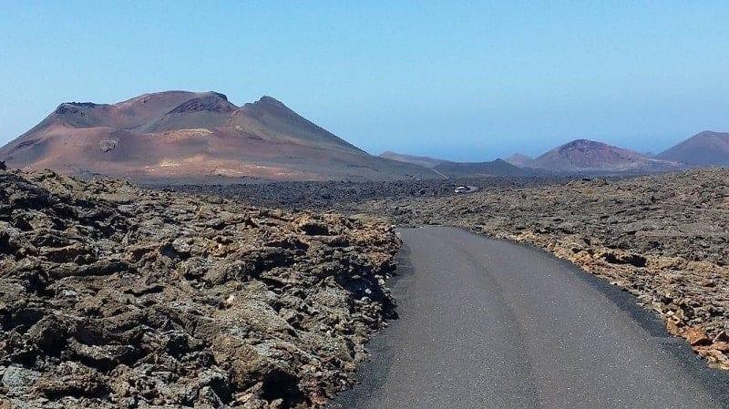 Landscape of Timanfaya