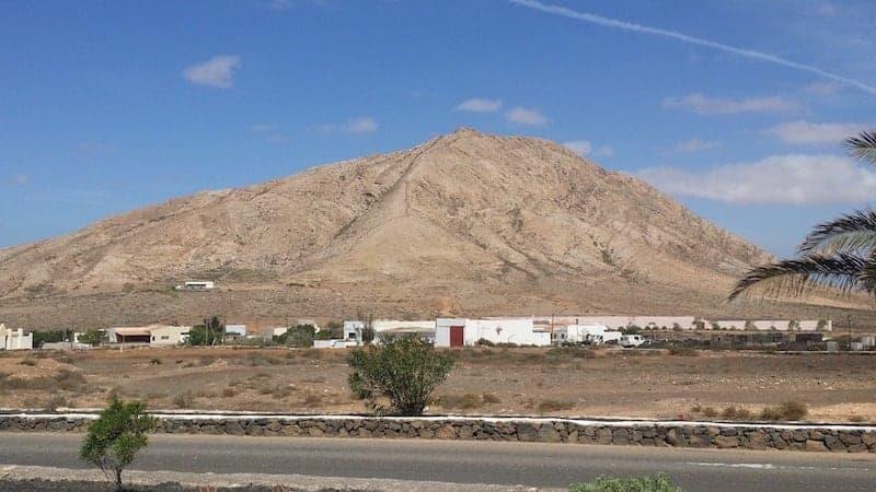 Mountain of Tindaya